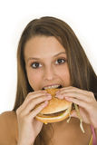 Dieting Royalty Free Stock Image