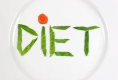 dieting Стоковые Фотографии RF