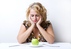 Dieting. Stock Images