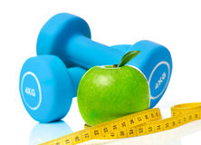 Dieting concept Stock Images
