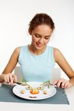 Dieting is fun Stock Photos