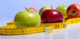 Dieting Items Stock Images