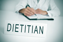 Dietitian Royalty Free Stock Photos