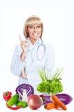 Dietologist lizenzfreies stockbild