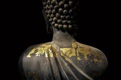 Dietro di Buddha Immagini Stock