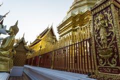Dietro la pagoda Fotografie Stock Libere da Diritti