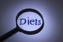 Diets Stock Image