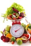 Diety jedzenia poj?cie obrazy stock