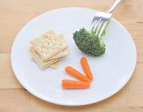 diety jedzenie Obrazy Royalty Free