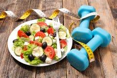 diety jedzenie obrazy stock