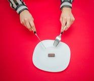 Diety kobieta Zdjęcia Stock