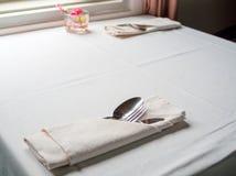 diety naczynia szklana miara setu stołu taśmy wody zdjęcie royalty free