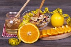 Diety pojęcie na drewnianym tle zdjęcie royalty free
