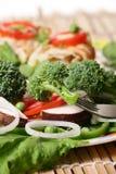 diety sałatka obrazy stock