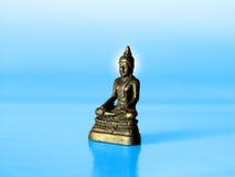 Dieu, Bouddha, un dieu Bouddha, idole Images stock