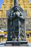 Dieu Garudadeva Image libre de droits