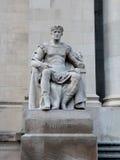 Dieu grec d'autorité Image libre de droits