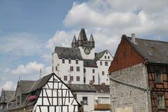 Diez slott Arkivfoto