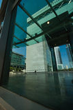 DIFC Buildings Dubai, UAE Stock Image