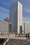 Difesa della La del distretto aziendale di PARIGI FRANCIA Fotografia Stock