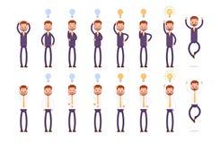 Différentes options de recherche et idées de découverte Business Image stock