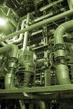 Différentes pipes de taille Photo libre de droits