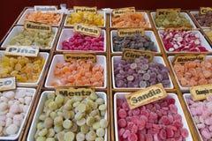 Différentes saveurs gommeuses naturelles photos stock