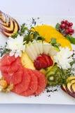 Différents fruits Illustration de Vecteur