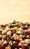 Différents genres de grains Photo libre de droits