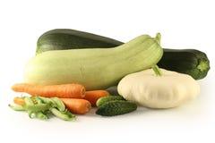 Différents légumes. Images libres de droits
