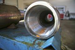 Différents types d'équipement utilisés dans l'industrie pétrolière  images libres de droits