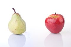 Difference Royalty Free Stock Photography