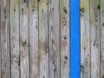 Different. Wooden fence stock image
