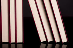 Different books Royalty Free Stock Photo
