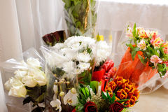 Elegant Bouquets Royalty Free Stock Image