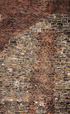 Different Brick Wall Royalty Free Stock Photography