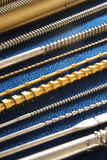 Different Broaches Royalty Free Stock Photo