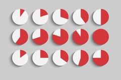 Different circles Stock Photo
