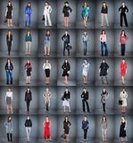 Different clothes Stock Photos
