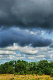 Different clouds Royalty Free Stock Photography