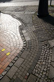 Different cobbles Royalty Free Stock Photography