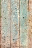 Different colored old natural wooden vintage background Stock Images