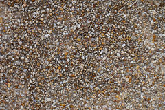 Various pebble stones texture Royalty Free Stock Photos