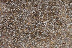 Various pebble stones texture Royalty Free Stock Photos