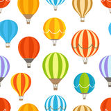 Different colorful air balloons Royalty Free Stock Image