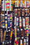 Different Colorful Bracelets Royalty Free Stock Image