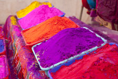 Different colors for sale in India Royalty Free Stock Image