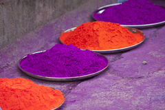 Different colors for sale in India Stock Photo