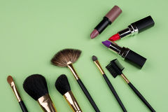 Different cosmetics Royalty Free Stock Photo