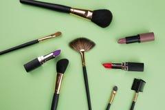 Different cosmetics Stock Photo